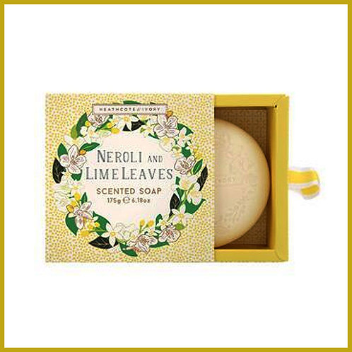 Neroli and Lime Leaves Scented Soap 175g