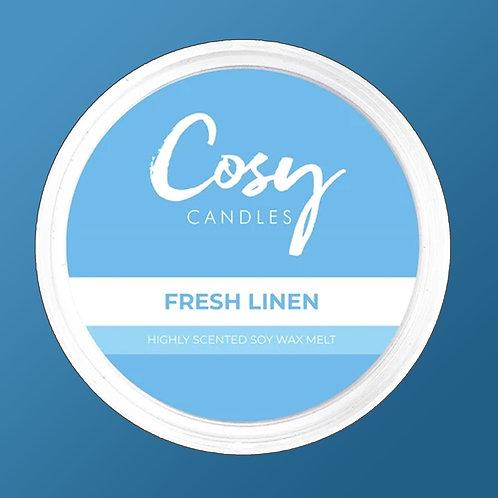 Cosy Aroma Soy Wax Melt Pod Fresh Linen