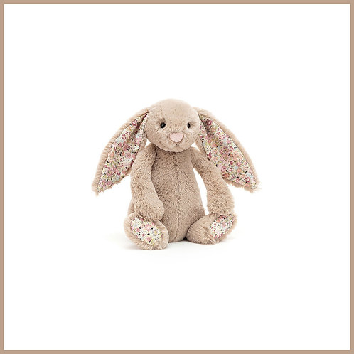 Jellycat Blossom Bunny Beige Small