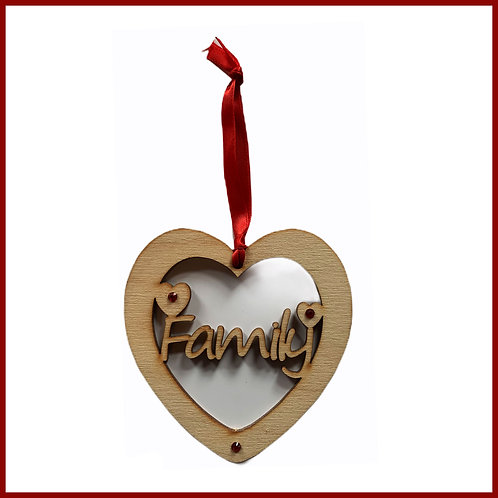 Welsh Fretwork Heart Family