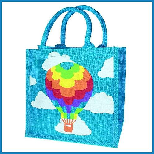 Jute Shopping Bag Balloon
