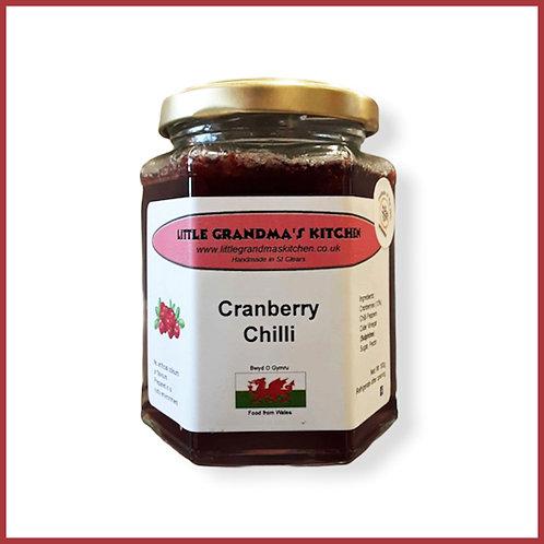 Little Grandma's Chilli Cranberry