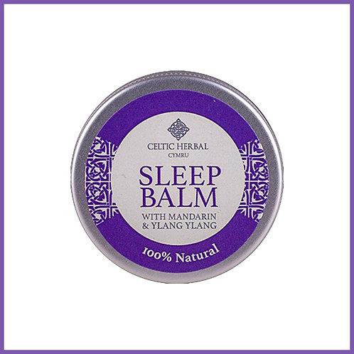Natural Sleep Balm With Mandarin & Ylang Ylang