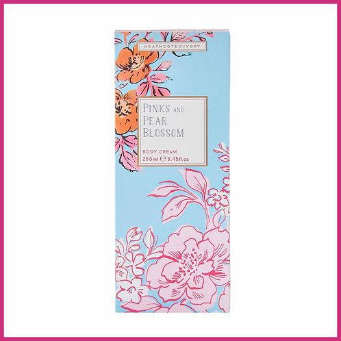 Pinks & Pear Blossom Body Cream