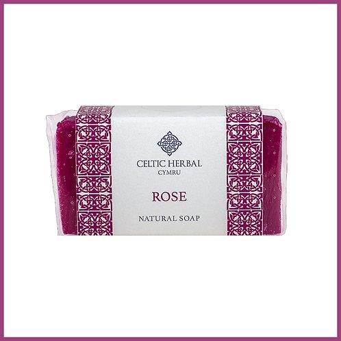 Handmade Natural Soap Rose