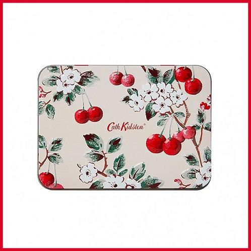 Cath Kidston Hand & Lip Tin Cherry Sprig