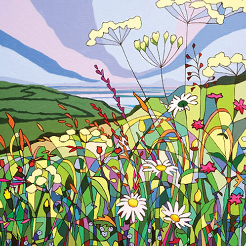 Theresa Shaw Untamed Landscape