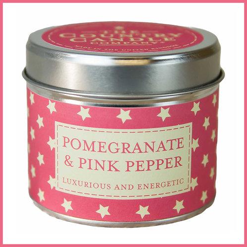 Superstars Candle Pomegranate & Pink Pepper