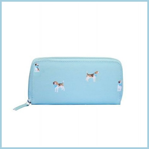 Beagle Range Purse Duck Egg