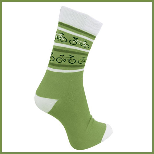 Bamboo Socks Bicycles Size 3-7