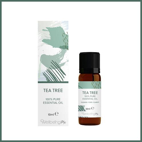 100% Pure Essential Oils Tea Tree