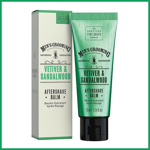 Vetiver & Sandlewood Aftershave Balm 75ml
