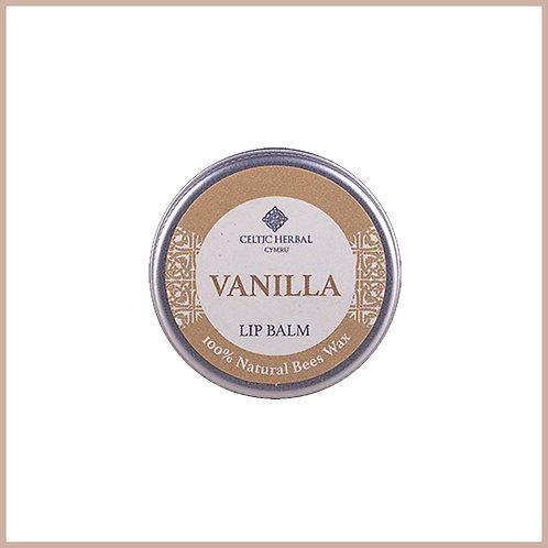 Natural Lip Balm With Vanilla