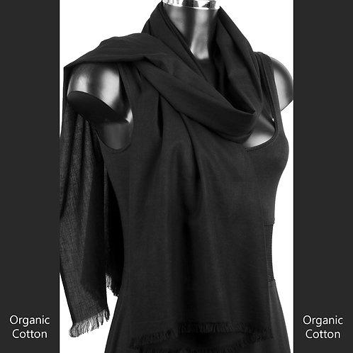 copy of Organic Cotton Pashmina Cerise