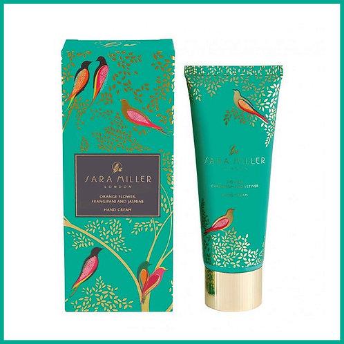 Sara Miller Fig Leaf, Cardamom & Vetiver Hand Cream 75ml