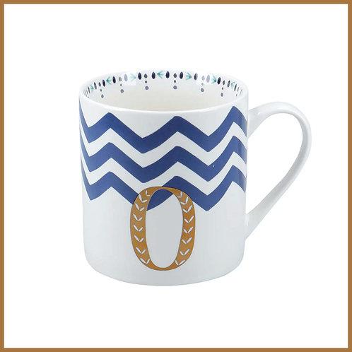 Alphabet Mug O