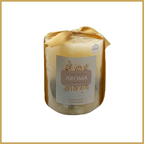 Aroma Botanical Candle Fresh Linen