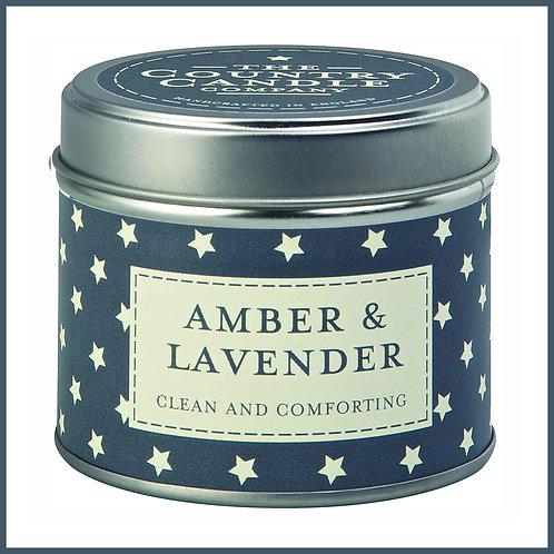 Superstars Candle Amber & Lavender