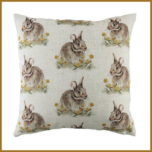 Woodland Cushion Hares