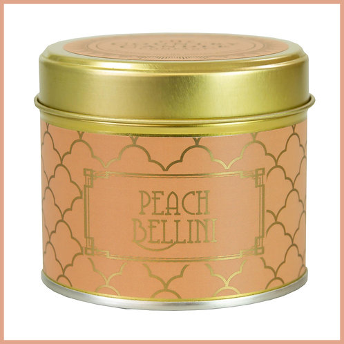 Happy Hour Candle Peach Bellini