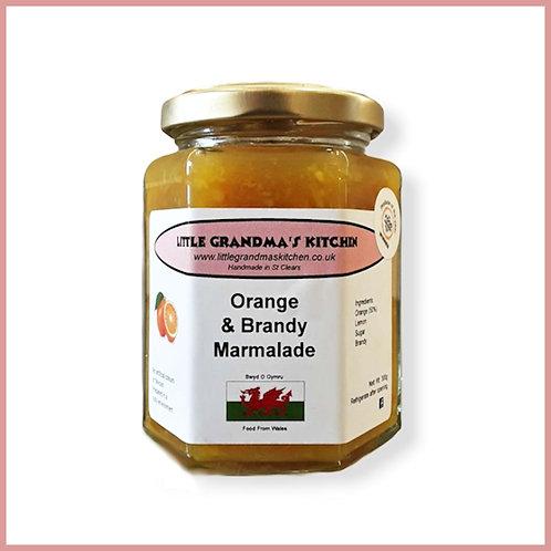 Little Grandma's Marmalade Orange & Brandy