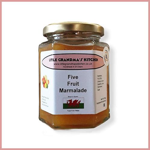 Little Grandma's Marmalade Five Fruit