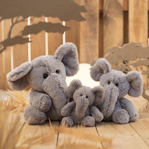 Hazel the Elephant