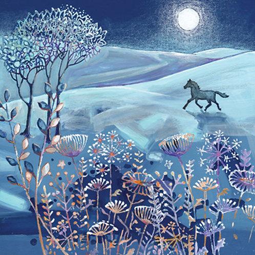 Harvest Moon Moonlit Horse