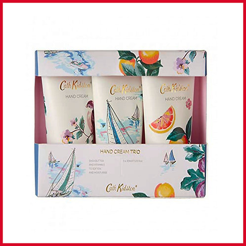 Cath Kidston Hand Cream Trio Assorted