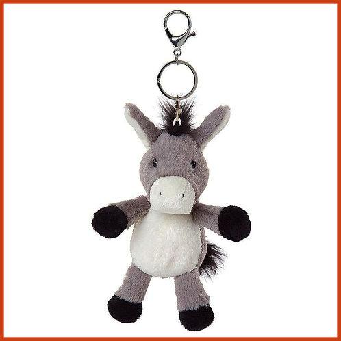 Cleo the Donkey Keyring