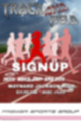 Copy of Track and Field Signup - Made wi