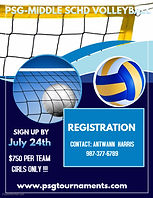 Copy of Volleyball - Made with PosterMyW