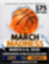 Copy of March Madness - Made with Poster