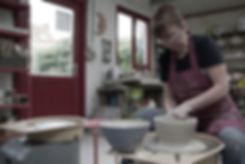 Keramiek Sabine Deroo - Brugge - workshops en maatwerk