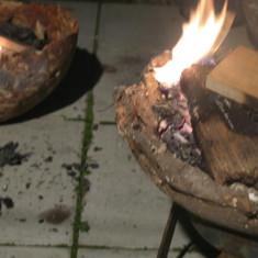 Vuur-kom