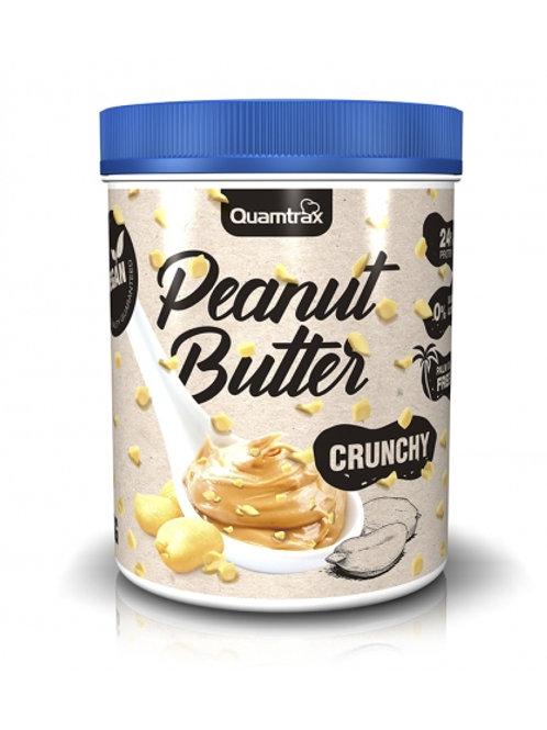 Quamtrax Peanut Butter Crunchy, 500g, 1000g