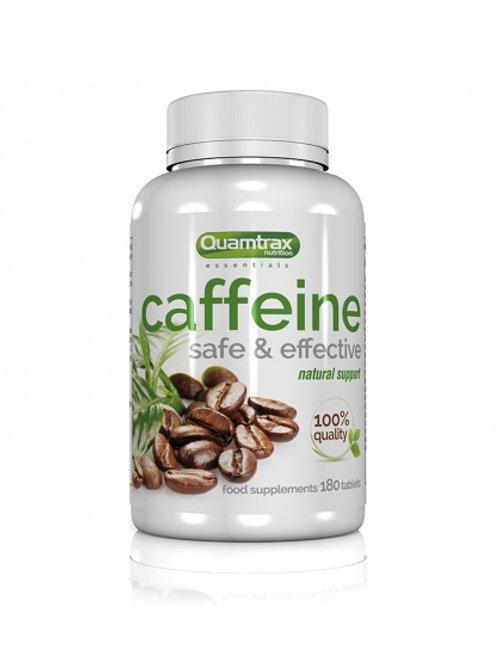 Quamtrax Caffeine, 180Tab