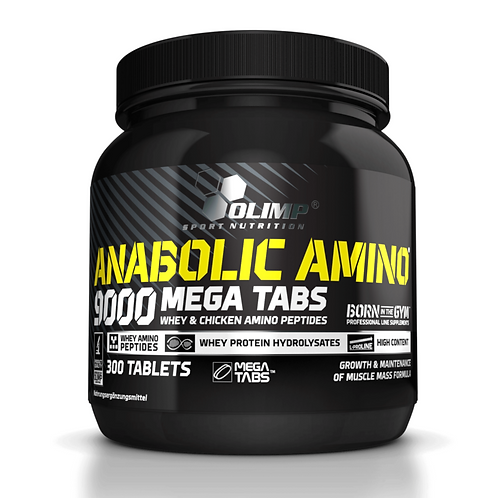 Olimp Anabolic Amino 9000, 300Tabs