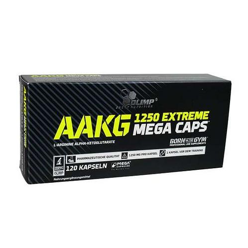 Olimp AAKG 1250 Extreme Mega Caps, 120Kaps