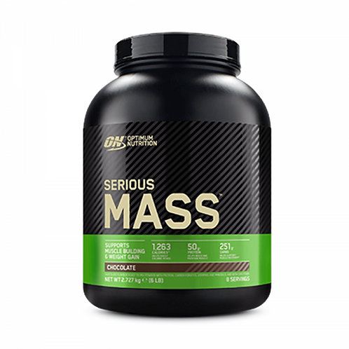 ON Serious Mass, 2,727kg