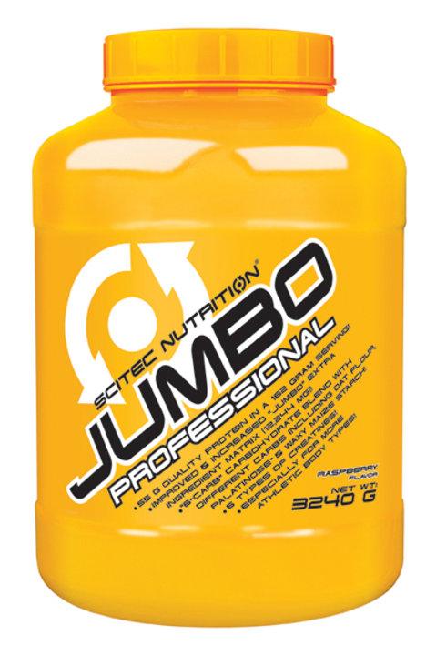 Scitec Nutrition Jumbo Professional, 3,24kg