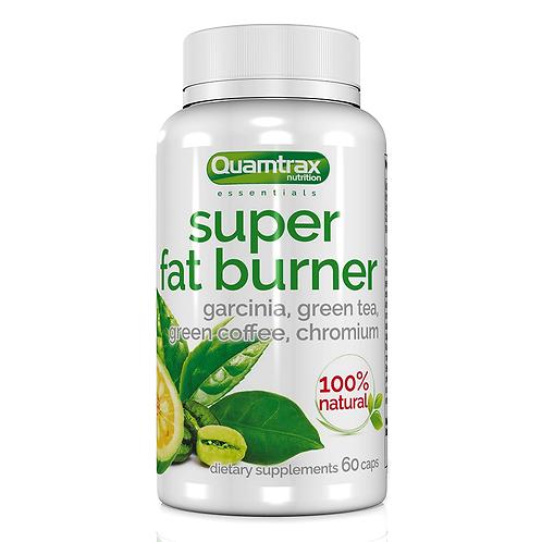 Quamtrax Super Fat Burner, 60Kaps
