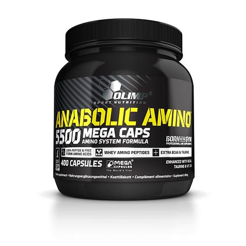 Olimp Anabolic Amino 5500 Mega Caps, 400Kaps
