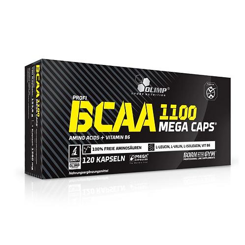 Olimp BCAA 1100 Mega Caps, 120Kaps