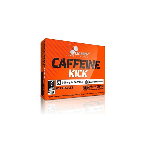 Olimp Caffeine Kick, 60Kaps