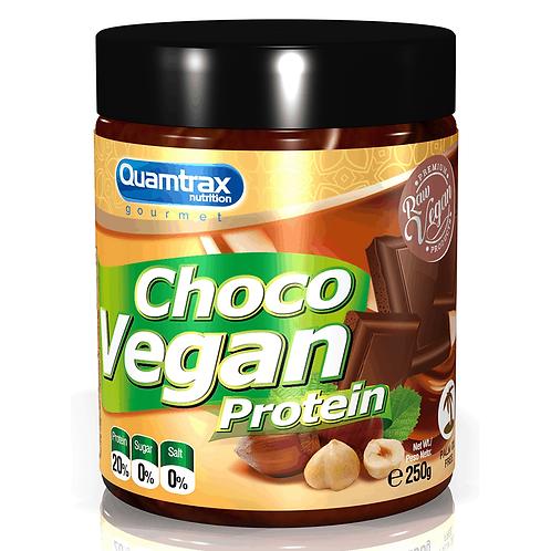 Quamtrax Choco Vegan Protein, 250g