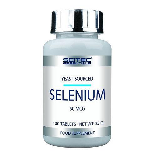Scitec Essentials Selenium, 100Tab