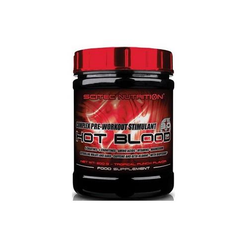 Scitec Nutrition Hot Blood 3.0, 300 g