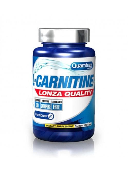 L-Carnitine Lonza Quality, 120Kaps