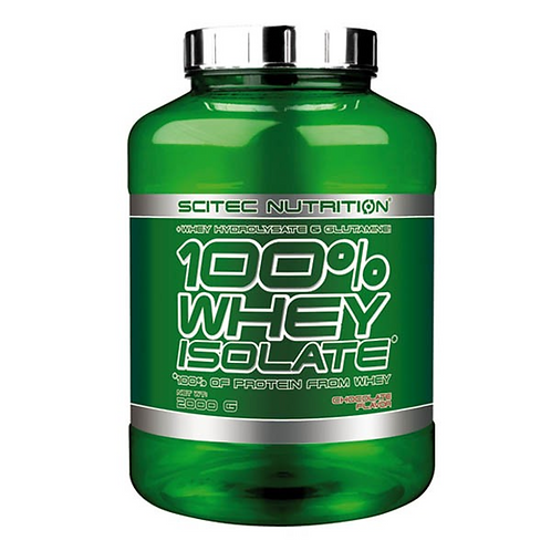 Scitec Nutrition 100% Whey Isolate 2000 g